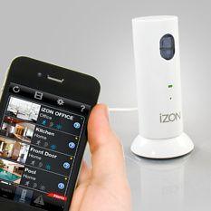 Remote Room Monitor