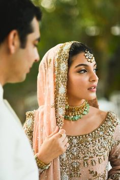 Bridal by Bunto Kazmi | Photo by Ali Khurshid