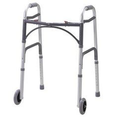 Drive Drive Medical Deluxe Adult Folding Walker