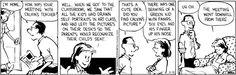 Calvin and Hobbes Comic Strip for Sep/18/2014 on GoComics.como