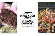 Be eco-friendly and save some money by learning how to make organic compost to use as fertiliser in the garden. Turn your spoil into soil with this guide! Diy Planter Box, Diy Planters, Diy Fire Pit, Fire Pit Backyard, Fire Pits, Organic Compost, Organic Gardening, Outdoor Pallet Bar, Outdoor Fire