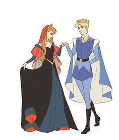 princepeterwolf:  Sleeping Beauty Genderbend...