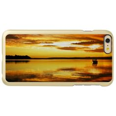 Afternoon Glow Incipio Feather® Shine iPhone 6 Plus Case