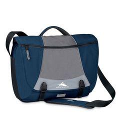 High Sierra Tank Pack Messenger Bag | eBay