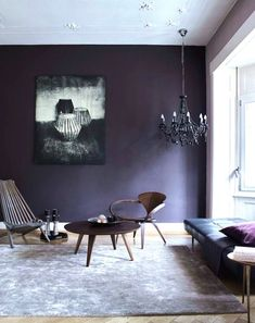 How to add the impossible Ultra Violet's Pantone color of the year 2018 in your home? Here are 15+ French By Design approved Ultra Violet interiors.
