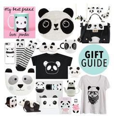 She loves pandas Best Friend Love, Best Friends, Gifts For Your Bestfriend, Birthday Celebration, Birthday Parties, Polyvore App, Panda Party, Panda Gifts, Sass & Belle