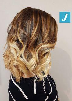 Your Perfect Shades _ Degradé Joelle #cdj #degradejoelle #tagliopuntearia #degradé #igers #musthave #hair #hairstyle #haircolour #longhair #ootd #hairfashion #madeinitaly #wellastudionyc