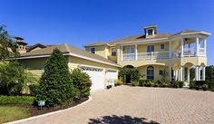 The House at Reunion Resort - One of Reunion`s Finest Homes | Direct Villas Florida ID 1337