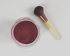 Quick and Easy DIY Beetroot Powder Blush, Cream Lip / Cheek stain. Zero waste, plastic free, and cruelty free makeup