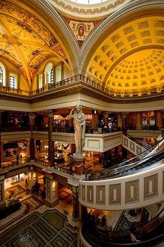 Foyer, Ceaser's Palace, Las Vegas, Nevada
