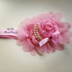 Baby, toddler and girl headband - $6.50