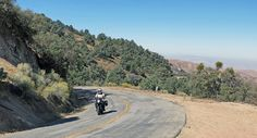 This is a perfect road for any motorcycle, with lots of curves, little traffic and great views. This area in Southern Arizona was featured in the March 2014 issue of Rider magazine.