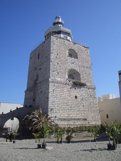 Old Lighthouse,Messina