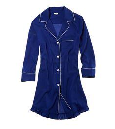 Aerie Button Down Sleep Shirt $2999