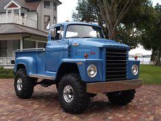 doyoulikevintage:   1973 Dodge C-600 4x4... - Jeremy Lawson