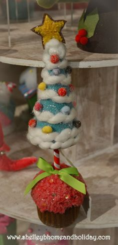 raz christmas 2014   ... of ~ new in the RAZ Imports 2014 Christmas Candy Sprinkles collection