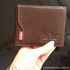 3a7502ee5c40c Super modny męski skórzany portfel levis Cena: 79,00 zł  #meskiskorzanyportfellevis Levis,