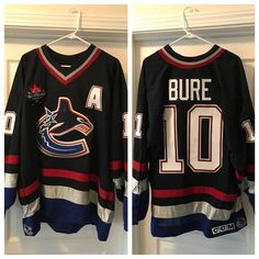 Hockey Jerseys · 1998 Pavel Bure Vancouver All-Star Game Replica aceca3539