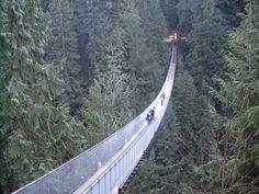 Vancouver-Capliano Suspension Bridge