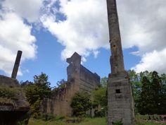 Mahurangi Zementwerk in Warkworth