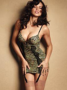 Adriana Lima Bra Size and Body Measurements