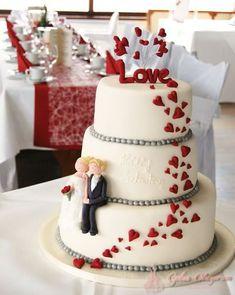 Düğün Pastası Süsü - 14