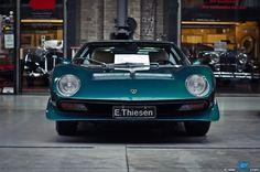 Lamborghini Miura SVJ Jota