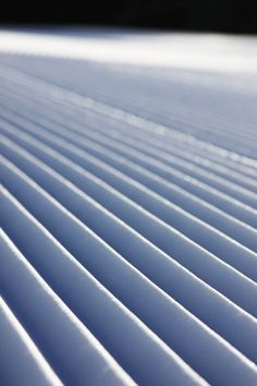 Thank you groomers for your art of perfecting the snow.
