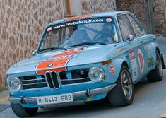 BMW 2002 TIC, via Flickr.