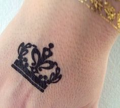 Metallic Sticker Tattoos.  www.etsy.com/shop/stickertattoos