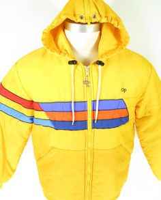 578718b5b52 Retro style ski  snowboard puffy winter jacket from theclothingvault.com