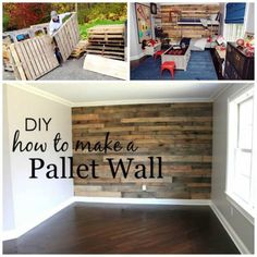 Use Pallet Wood Projects to Create Unique Home Decor Items – Hobby Is My Life Diy Pallet Furniture, Diy Pallet Projects, Wood Projects, Pallet Ideas, Industrial Furniture, Luxury Furniture, Woodworking Projects, Funky Junk Interiors, Unique Home Decor