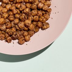 Crunchy Chickpeas with Za'atar and Sumac