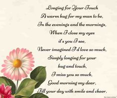 Looking for romantic good morning poems for him to compliments him by a beautiful poem and surprise your boyfriend or husband with this cute love lines. Soulmate Love Quotes, Love Life Quotes, Life Lesson Quotes, Love Quotes For Her, Best Love Quotes, Love Poems, Favorite Quotes, Good Morning Poems, Morning Love Quotes