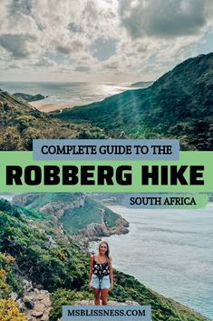 The Robberg nature reserve is one of the most beautiful places in the Garden route and there's no better way to explore it than the Robberg Hike Africa Destinations, Travel Destinations, Holiday Destinations, Guy, Explorer, Nature Reserve, Africa Travel, World Heritage Sites, Adventure Travel