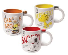 snoopy jewelry | Peanuts Gang Relief Mugs