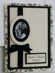 F4A77, QFTD73, Wedding c ard by Holstein - Cards and Paper Crafts at Splitcoaststampers