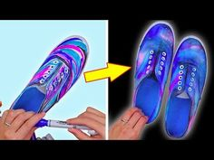 DIY BACK TO SCHOOL SUPPLIES AND MORE! DIY Shoe Craft Ideas and Fun Crafts by Blossom - YouTube