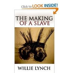 The Making of a Slave-I read this book, it took over a year and I cried like crazy. You must read this book if you are a true humanist. So much pain, but a total reality check. This was not just about business, and please don't say that to me again.