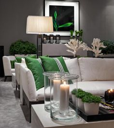 Room Ideas 15 Green Living For Fall