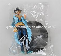 Wholesale 18cm PVC One Piece Sanji Japanese Cartoon Characters Action Figure, View One piece, donnatoyfirm Product Details from Guangzhou Donna Fashion Accessory Co., Ltd. on Alibaba.com