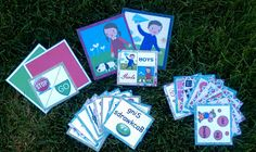 Love these cards for singing in different ways. The kids love it!