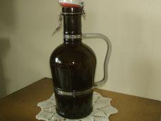 Tolle alte 2l Bierflasche von MajaSt auf DaWanda.com