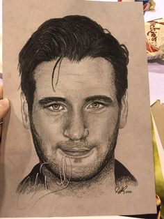 Colin Donnell fan art!