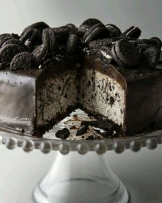 Oreo IceCream Cake:), caylas second choice