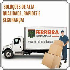 Contrate um caminhão de mudanças em Goiânia especializado. Trucks, Vehicles, Transportation, Truck, Car, Vehicle, Tools