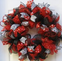 123 best wreaths animal prints images on pinterest crown flower