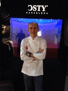 #pacoperez #forumgastronimc #csty #chaquetas #chefs