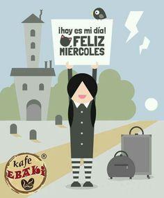 Hoy es.. Tú  Día  !!!   Feliz Miércoles !!! #AllYouNeedIsLove #AmoryAmistad #Cupido #SanValentin #Wednesday #Desayunos #Breakfast #Yommy #ChaiLatte #Capuccino #Hotcakes #Molletes #Chilaquiles #Enchiladas #Omelette #Huevos #Mexicana #Malteadas #Ensaladas #Café #CDMX #Gourmet #Chapatas #Cuernitos #Crepas #Tizanas #SodaItaliana #SuspendedCoffees #CaféPendiente  Twiitter @KafeEbaki  Instagram kafe_ebaki www.facebook.com/KafeEbaki Pedidos 65482617