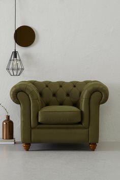 Ook deze lederen fauteuil is op het moment in de uitverkoop! #sale #korting #stoel #fauteuil #couch #huis #inrichting #interieur #meubelen #home #interior #design #furniture